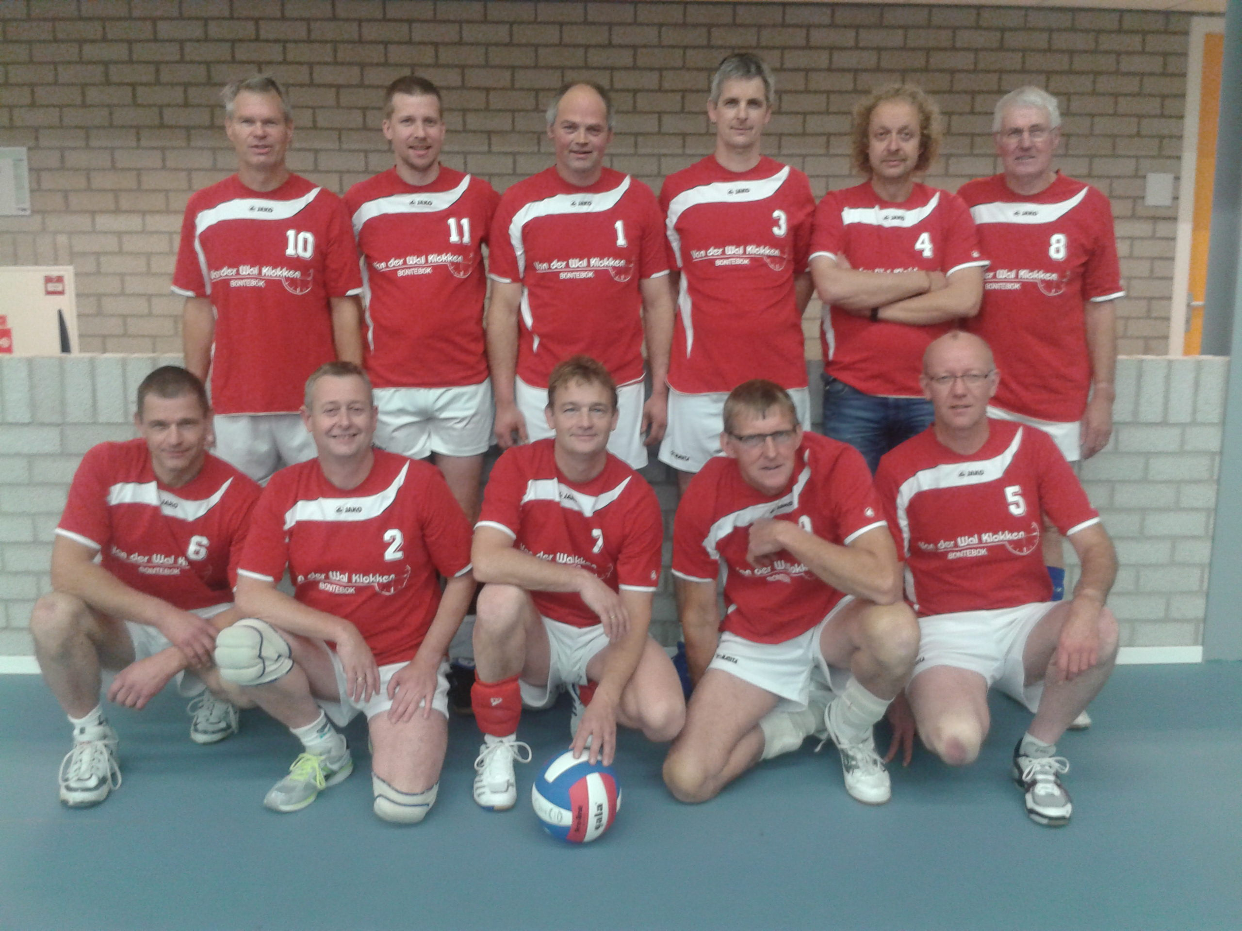 volleybal 2013-2014