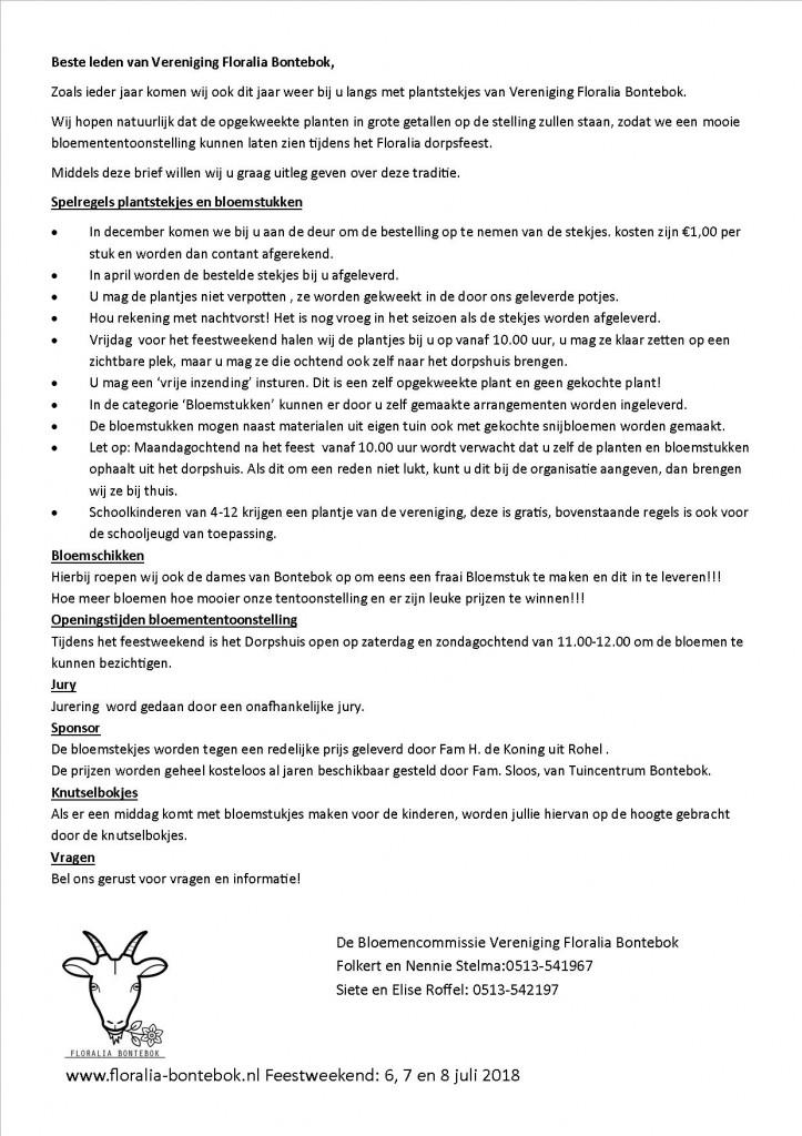 bloemencommissie regels-info
